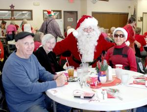 Masc Senior Center Christmas 2019